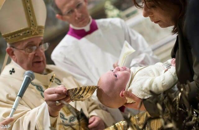 Chọn tên Thánh bổn mạng cho con