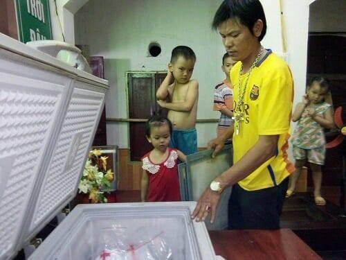 Nghĩa Trang Hơn 14.000 Hài Nhi Bị Vứt Bỏ Ở Giáo Xứ Ngưỡng Nhân Nam Định
