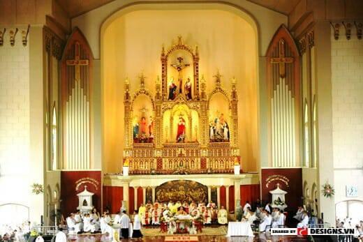10 nhà thờ đẹp nhất Việt Nam
