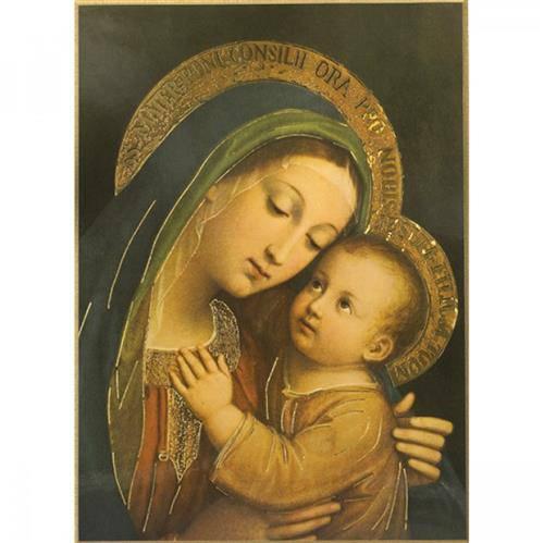 Bức ảnh Đức Mẹ kỳ diệu từ trời xuống