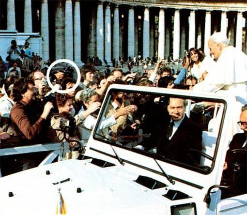 Những sự thật ít biết về vụ ám sát Đức Giáo hoàng Gioan Phaolô II
