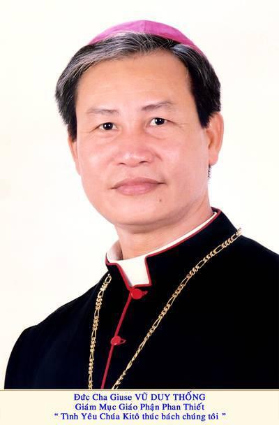 Các Giám Mục người Việt qua đời năm 2017
