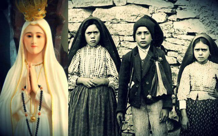 5 lời kinh được mạc khải ở Fatima mà người Công giáo nên biết