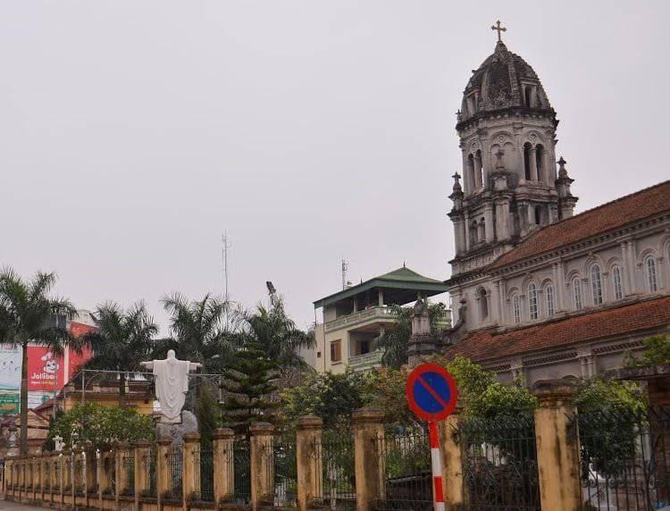 Giờ Lễ Nhà Thờ Hà Đông | Giờ Lễ Tổng Giáo Phận Hà Nội