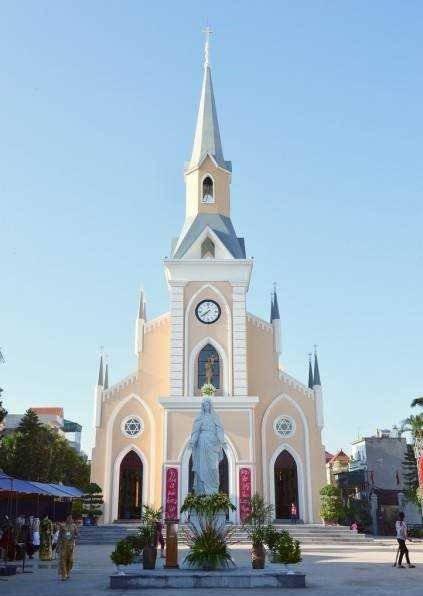 Giờ Lễ Nhà Thờ Nam Dư | Giờ Lễ Tổng Giáo Phận Hà Nội