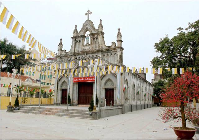 Giờ Lễ Nhà Thờ Thượng Thụy | Giờ Lễ Tổng Giáo Phận Hà Nội