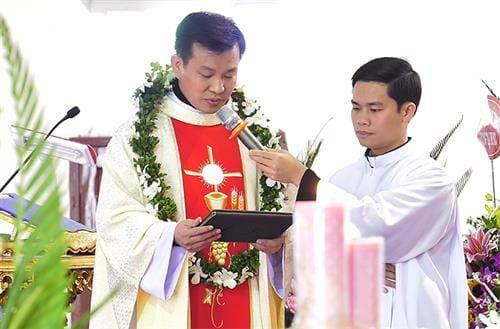 Gx Xuân Thuỷ 107 năm mới có một tân linh mục