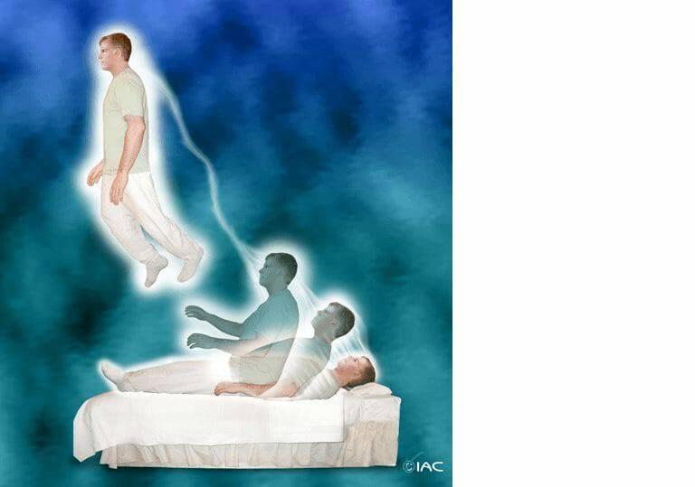 Khi linh hồn lìa khỏi xác