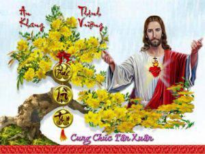 Thiên Chúa Mùa Xuân