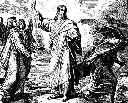 Hiểu Đúng Về Xa-Tan Thế Lực Đối Nghịch Với Thiên Chúa