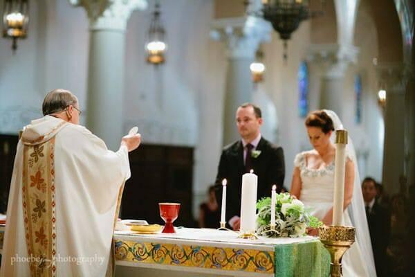 Người Ngoại Đạo Kết Hôn Với Người Công Giáo