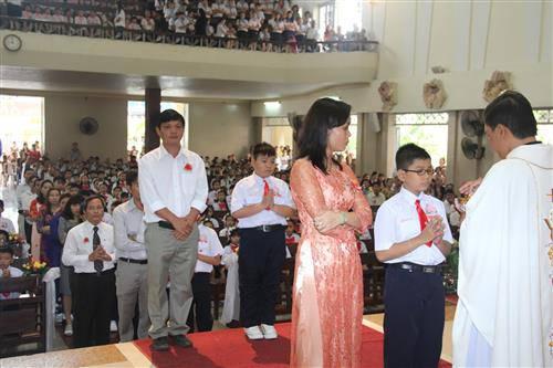 Một số nét riêng trong thánh lễ Việt Nam