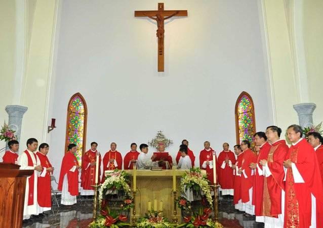 Giờ Lễ Nhà Thờ Tân Lạc   Giờ Lễ Tổng Giáo Phận Hà Nội