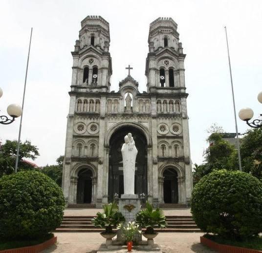 Giờ Lễ Nhà Thờ Thịnh Liệt (Kẻ Sét) | Giờ Lễ Tổng Giáo Phận Hà Nội