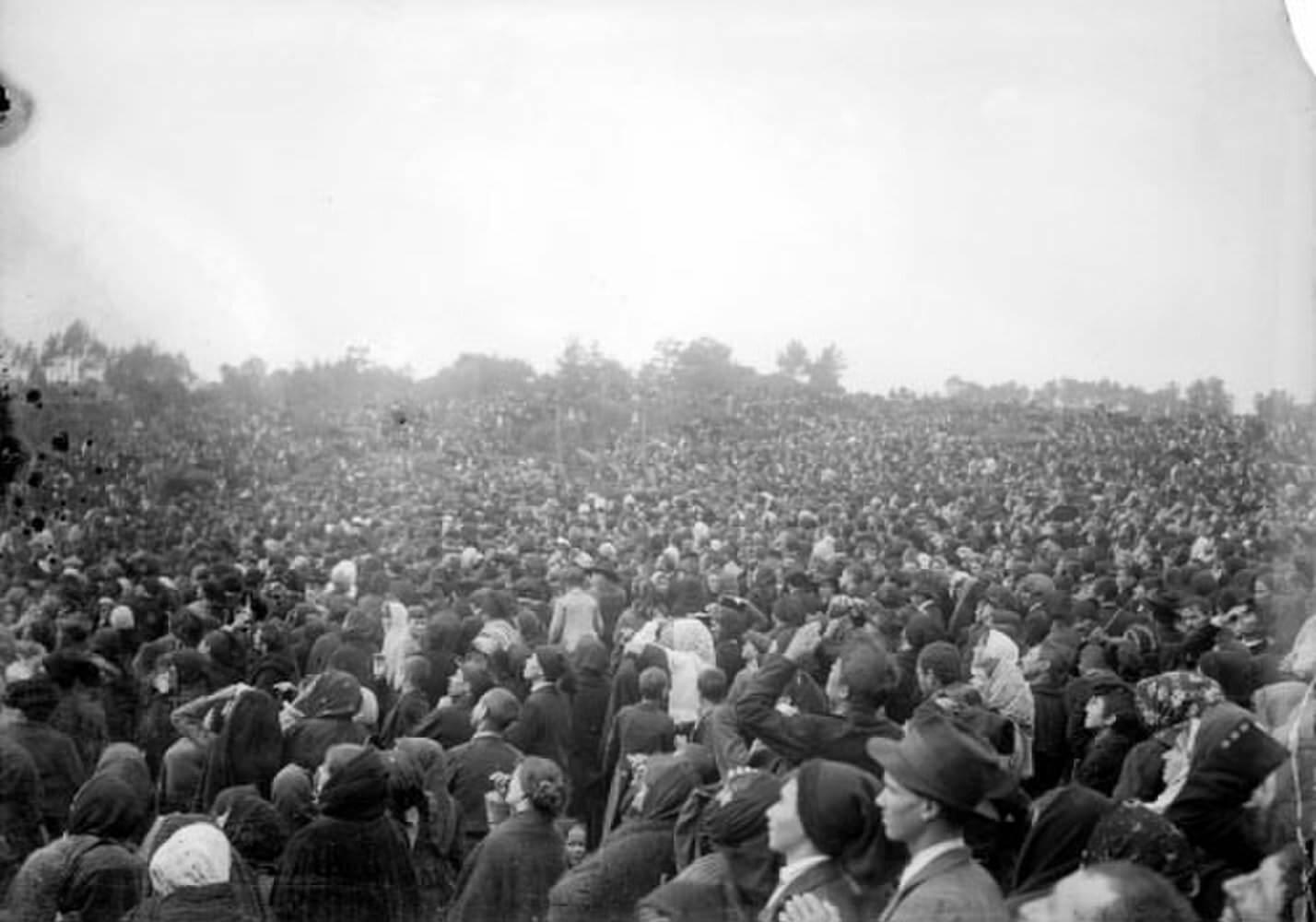 Phép lạ: Đúng 100 năm sau biến cố Fatima, phép lạ mặt trời múa dường như đã tái diễn tại Benin City
