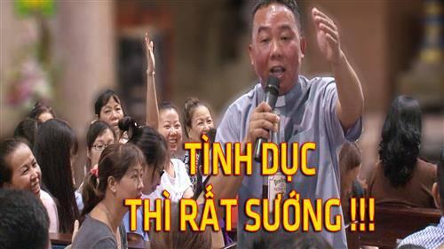 Sài Gòn cấm Linh mục Martinô Nguyễn Bá Thông giảng