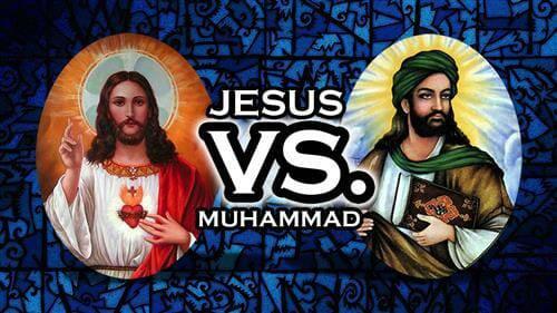 Sự khác biệt giữa Chúa Giêsu và Muhammad