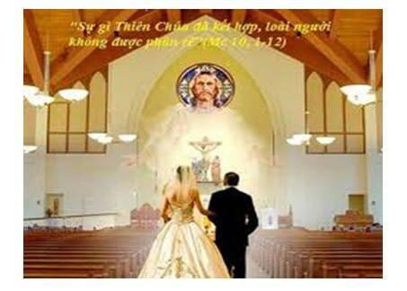 % Thành Công Hôn Nhân Giữa Người Công Giáo Và Người Ngoại Đạo