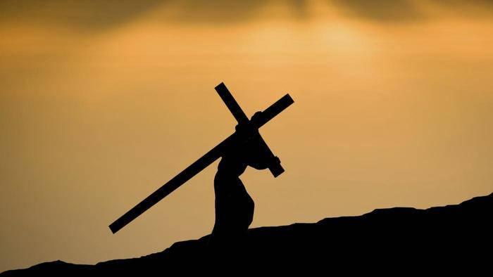 TẶNG BẠN… KHI THẤY THẬP GIÁ ĐỜI MÌNH QÚA NẶNG.
