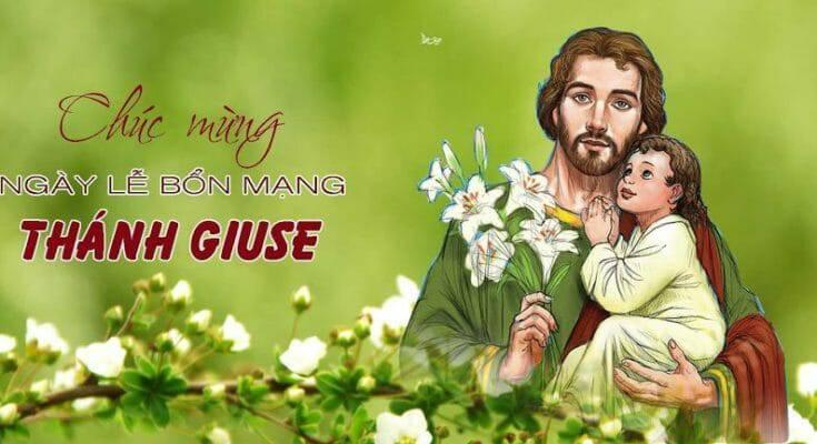 Thánh Giuse – Bạn Trăm Năm Đức Maria – Ngày 19/3