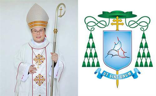 Thư chúc mừng của Đức cha Chủ tịch Hội đồng Giám mục Việt Nam trong dịp giáo phận Thanh Hoá có Tân giám mục