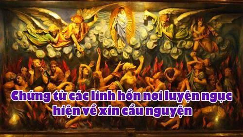 Tháng 11, Cầu nguyện cho các linh hồn tốt lành và khổ đau