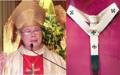 Video: Đức Cha Nguyễn Chí Linh trong số 36 TGM nhận dây Pallium – Ý nghĩa của dây này.