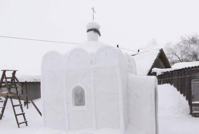 Nhà thờ tuyết